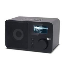Wholesale New Desktop Multimedia speaker News Music Wireless Network WiFi Internet Digital Radio Station Receiver high quality