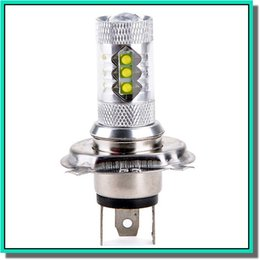 Wholesale New arrival car led fog bulb led light car foglight lens hb4 led car lamp bulbs DC12 V W White K