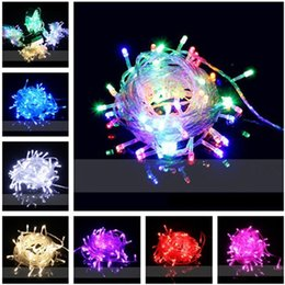Wholesale Best quality LED colorful Lights Decorative Christmas Party Festival Twinkle String Lamp Bulb V
