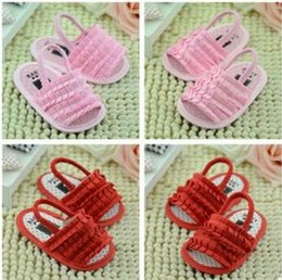 Wholesale Fashion Baby Shoes Red Pink Baby Products The First Walker Infant Shoes Hot Sale