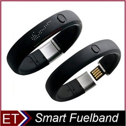 Wholesale High Quality Smart Bracelet FuelBand Counts steps Wristband For Nike Apple IOS Iphone Measure activities Fuel band Sports