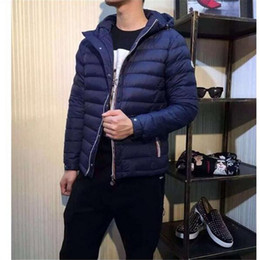 Wholesale Fall New Luxury Brand Down Jacket Jaqueta Thermal Coat Men Ski Jackets Thick Winter Jacket Men Warm Windproof Clothes