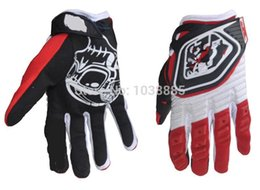 Wholesale-2014 new Motorcycle Motocross glove Enduro ATV Off Road Racing racing gloves Bicycle glove