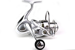 Wholesale Available AALGH BB RB All metal salt water Fishing Reels spinning reel tackle Front Drag Spinning Reel