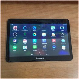 Wholesale Lenovo G Dual Card Call Tablet PC Inch Hard Drive gbandroid Quad Core Unlimited Lnternet Access