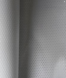 Wholesale High visibility Reflective fabric Reflective advertising film PVC reflective traffic signal Printing reflective logo material