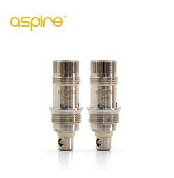 Wholesale Big Discount Nautilus Aspire Mini Coils Geniune Aspire Nautilus BVC Coil Pack With Scratch Code Best Selling