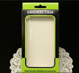 Universal Paper Plastic Blister packaging box Retail Packaging Boxes For iPhone 6 4S 5 5S 5C Samsung s6 Htc Cell Phone Case Cover Free DHL