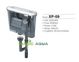 Wholesale XP Silent Waterfall Filter with Protein Skimmer W AC220 V for Aquarium Fish Tank Filtering System