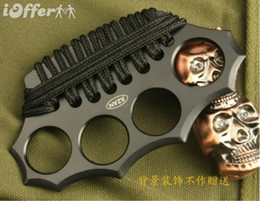 Wholesale new AZAN Brass knuckles Knuckle dusters Summoner Fist deduction for self defense