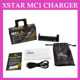 Wholesale XSTAR MC1 CHARGER SINGLE SLOT CHARGER Micro USB charging interface Temperature Monitoring System TC CC CV algorithm