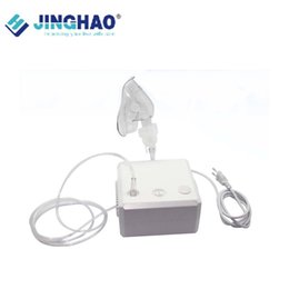Wholesale JINGHAO Massage Inhaler Relaxation For Medication Humidifilers Portable New Home Health Machine Air Compressor Nebulizer JH