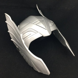 Thor Mask Carnival Party Masks Cosplay Thor Helmet Mardi Gras Helmet Marvel Avengers Mask Masquerade Party Halloween Mask free shipping