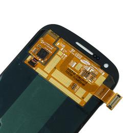 2016 écrans lcd samsung Vente en gros 100% Nouveau Pour Samsung Galaxy Express i8730 LCD Screen Display tactile Digitizer Assemblée pour Samsung i8730 remplacement express lcd écrans lcd samsung autorisation