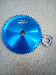 Wholesale DIO ZX GY6 CC mm CNC Aluminum Pulley Drive Face High performance motorcycle scooter spare parts Made in Taiwan