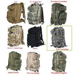 Wholesale 30L P Backpack Waterproof Outdoor Trekking Tactical Camping Military Sports Rucksacks Backpacks Classic Bag Multi Color
