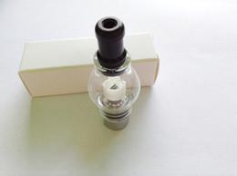 In stock Glass Globe tank atomizer Globe Wax dry herb vaporizer pen vapor cigarettes VAPOR GLOBE atomizer dry herb wax electronic cigarette