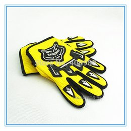 Children size Glove L size for mini-motor racing ATV-Quads gloves racing gloves knight gloves