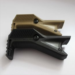 Wholesale New Arriva cobra tactical fore Grip For Hunting for m4 airsoft black tan