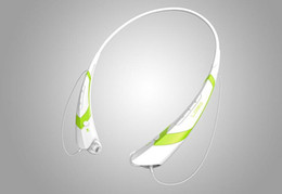 HBS 760 Wireless Bluetooth Headphones sport Neckband Headset Earphone for Iphone 4 4S 5 5S 5C LG