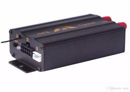 Car GPS Tracker Coban TK103B GSM GPRS Tracking System GPS103B Motorcycle Alarm Location Tracker Remote Control Cut Off Oil Power