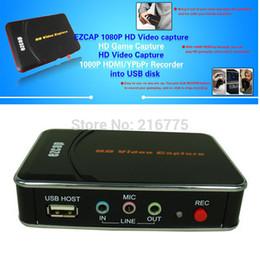 Capture vidéo HD 1080p HDMI Enregistreur Box jeu Capture pour XBOX One / 360 / PS3 / Wii U avec Professional Edition Logiciel Ezcap280 à partir de vidéos modifier fabricateur