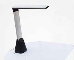 Wholesale High Speed A4 A5 Document Portable Cam Scanner visualizer For Photo Book ID Card