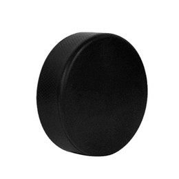 Wholesale No Logo Black Rubber Ice Hockey Puck Field Hockey Ball Indoor Roller Hockey Stick Equipment and Accessories
