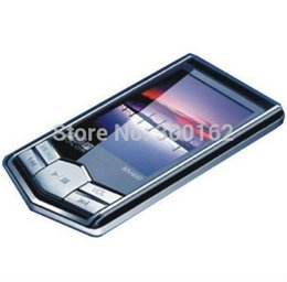 Wholesale Cheapest New GB Slim inch LCD Mini Mp4 Player FM radio Video Music mp3 Free Gift