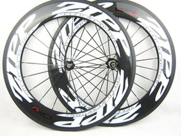 Wholesale Z808 mm Full Carbon Fiber Road Wheels mm Rims Bicycle Cycling Wheels mm Width C Clincher Tubular Available
