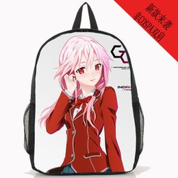 Wholesale-Guilty Crown Backpack Cute Anime Shoulder Bag School Bag