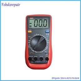Fobd2repair UNI-T UT151B LCD display digital Multimeter electronic portable Multimeter Clamp meter tester