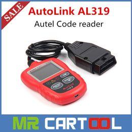 Wholesale 2015 Sale Autel AutoLink AL319 Auto diagnostic Scan Tool Original AL with years warranty Update online