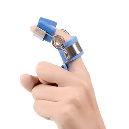 Wholesale Finger Jiont Trainers Splint Spasm Orthosis Function Fraction Recovery Flexion Extension Rehabilitation Stroke