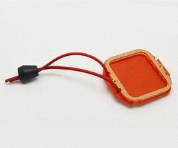 gopro lens cap gopro hero filter Go pro Underwater Under Sea Housing Diving Dive Lens Filter for Hero 3 + Plus Red