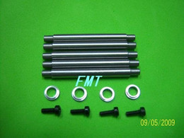 Wholesale F00562 Hot Sale New set MM Feathering Shaft Compatible TREX T REX SE V2 with top quality