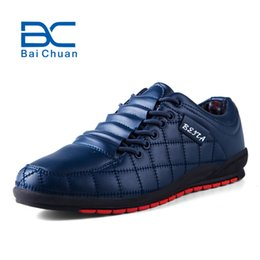 Wholesale-2016 Comfortable and Waterproof men sneakers non slip outsole Skateboarding Shoes brand sport shoes man walking shoes