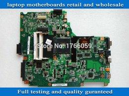 Wholesale n61ja motherboard for asus N61JA rev motherboard for the i5 processor professional tested working