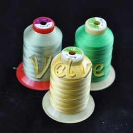 Wholesale Factory direct high speed polyester thread sewing thread pagoda serger sewing thread lock sideline