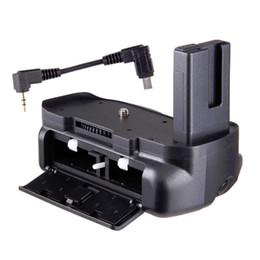 Wholesale Travor BG G Vertical Battery Grip MB D10 for Nikon D5300 D5200 D5100 Adapter Hot Worldwide