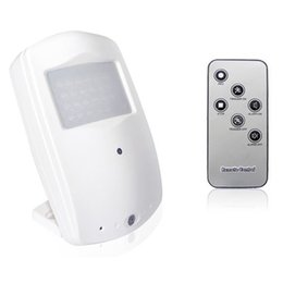 720P HD PIR Smart Camera Security Camera Motion Activate Video Recorder Camera With Remote controller Night Vision