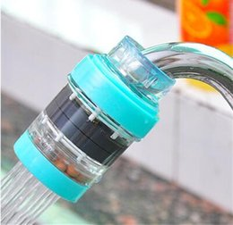 Wholesale Kitchen tap water filters medical stone magnetizing water purifier filter faucet filters filter