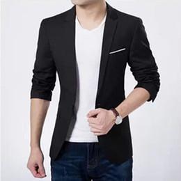 Wholesale-New Men Suits Jacket Casaco Terno Masculino Suit Jaqueta Wedding Suits Jacket Size S-XXXL
