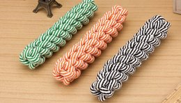 Wholesale Dog s chew toy Pet products batch of pet toys The dog dog corn cob cotton rope toys
