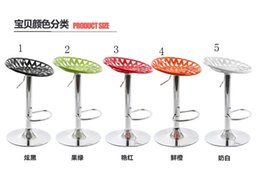 Wholesale Fashion contracted bird s nest bar stools lift stool bar chair