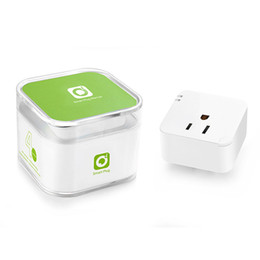 Free DHL Wireless Wifi Smart Plug IOS Android Smartphone APP Timer Switch US Socket Remote Control by english app Wifi Enhanced Function