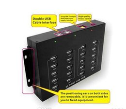 20 port USB HUB Industrial grade USB HUB high Performance and stability with retail package FREE SHIPPING