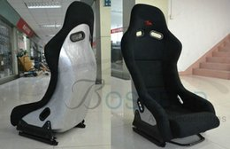 Wholesale Racing seat Modified fiberglass racing bucket seats black car seat