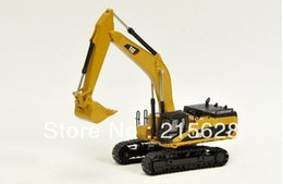 Wholesale Freeshipping CAT C L Hydraulic Excavator mini diecast alloy engineering cars construction vehicle navvy model truck kids toys