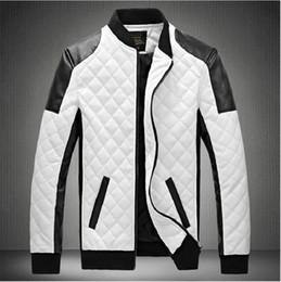 Fall-Mens Lether Jackets Genuine Leather Jaquetas Masculinas Inverno Couro Jacket Men Jaquetas De Couro Men's Winter Leather Jacket